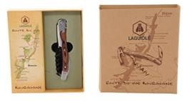 Sommelier Geschenk-Set LAGUIOLE neu+ovp ROUTE DU VIN Bourgogne -
