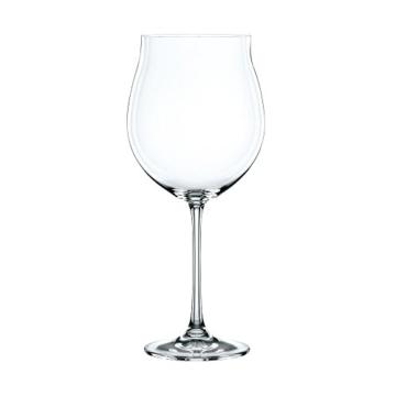 Spiegelau & Nachtmann, 4-teiliges Burgunder-Pokal Set, Kristallglas, 897 ml, Vivendi, 0085693-0 -