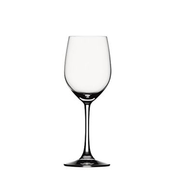 Spiegelau & Nachtmann, 4-teiliges Weißweinglas-Set, Kristallglas, 340 ml, Vino Grande, 4510272 -