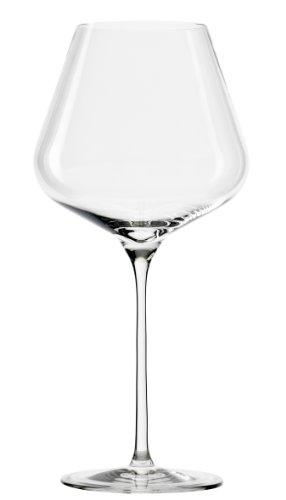 Stölzle Lausitz Burgunder Roweingläser Quatrophil 708ml, 6er Set, bauchige Gläser, wie mundgeblasen, spülmaschinenfest -