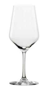 Stölzle Lausitz Rotweingläser Revolution, 490ml, 6er Set, hoch funktionelle Roweinkelche, Rotweinglas für viele Rebsorten entworfen -