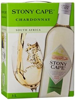 Stony Cape Chardonnay Südafrika trocken Bag-in-Box (1 x 3 l) -