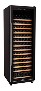 SWISSCAVE Weinklimaschrank 220 Fl. / inkl. Lieferung aufs Stockwerk (D) / Weinkühlschrank mit Aktiver Luftbefeuchtung oder 2. Temp. Zone optional erhältlich -