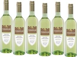 Turmfalke Grauburgunder Qualitätswein  (6 x 0.75 l) -