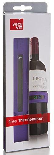 Vacu vin 36308 Weinthermometer -