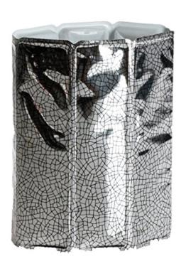 Vacu Vin Rapid Ice Weinkühler für 0,75 Liter Flaschen -