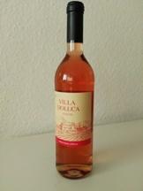Villa Doluca Rosé trockener Roséwein der Türkei Kalecik Karasi -