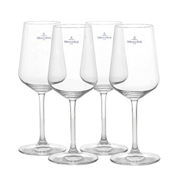 Villeroy & Boch 4Ovid weiß Wein Goblet Set -