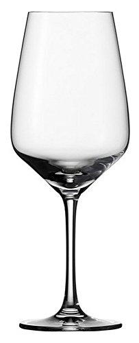 Vivo 19-5300-8110 Voice Basic rotweinglas Set 4 teilig Gläsersets, transparent, 18.4 x 18.4 x 22.8 cm, 4 Einheiten -