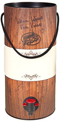 Vom Fass Primitivo del Salento IGT, 3 Liter Bag in Tube Trocken (1 x 3 l) -