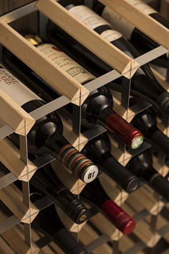 Weinregal für 15 Weinflaschen -