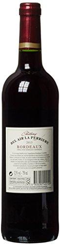 Weinset Chateau Bel Air la Perriere Bordeaux trocken (2 x 0.75 l) -