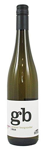 Weißwein Grauburgunder QbA Aufwind Pfalz 2015 Trocken (1 x 0.75 l) -