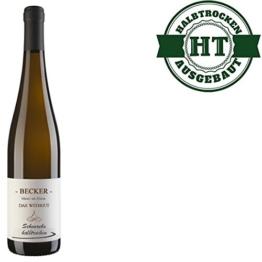 Weißwein Weingut Marco W. Becker Rheinhessen Rheinhessen Scheurebe 2015 halbtrocken (1 x 0,75 l) - VERSANDKOSTENFREI - -