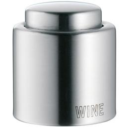 WMF Weinflaschenverschluss Clever & More Cromargan Edelstahl matteirt -